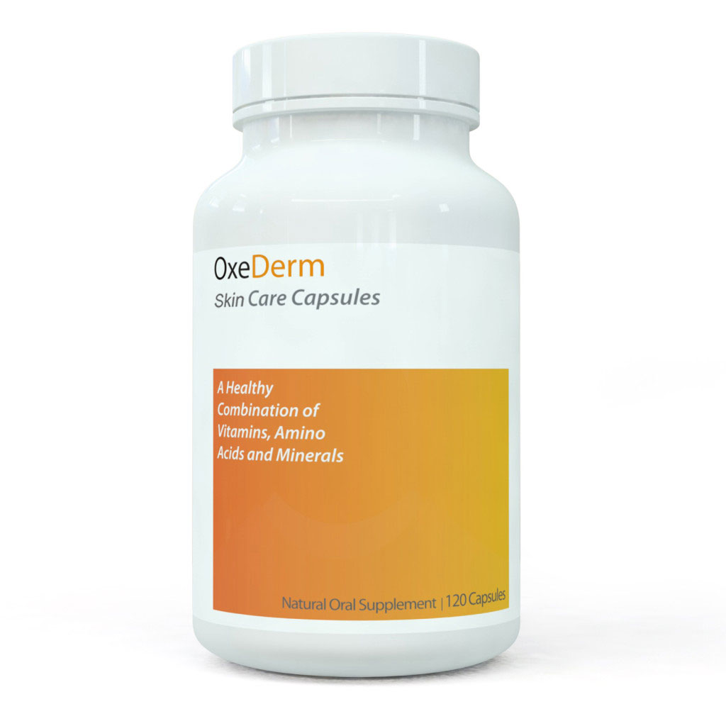 Skin Care Vitamins