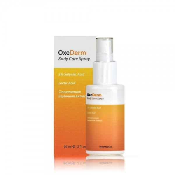 oxederm salicylic acid spray 60ml