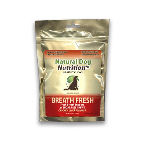 Healthy Breath Fresh Chews for Dogs