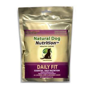 Healthy Dog Vitamins Treats