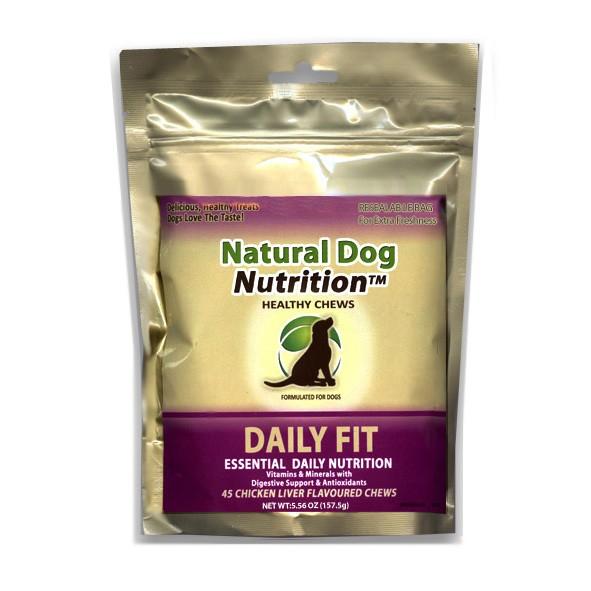 Healthy Dog Vitamins Treats