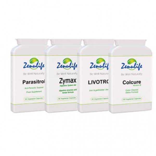 natural detox package