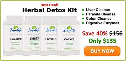best herbal detox
