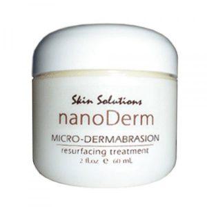Nanoderm scar crream