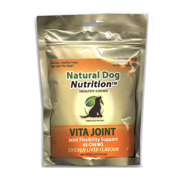 vita joint natural dog chews