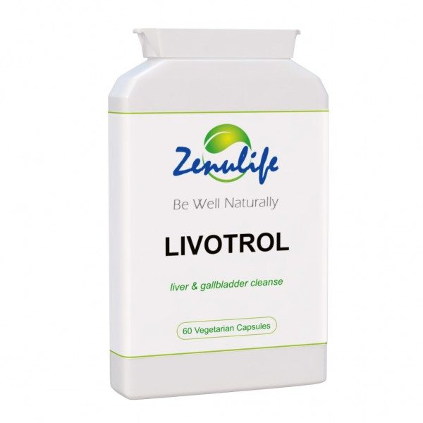Livotrol Liver Detox Supplements